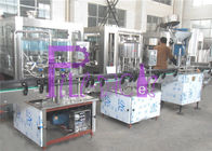 Linear Type Bottle Water Filling Machine 2000BHP Non Gas Small Bottle