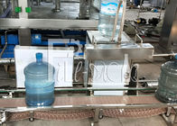 QGF-120 barrel / gallon  bottle water  filling equipment with automatic bucket loading device / plant / machine / system