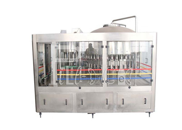 500ml / 1L / 2L PET Drinking Water 3 In 1 Monoblock Washing Filling Capping Equipment / Plant / Machine / System / Line